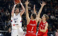 Serbia beat Austria in 2019 basketball world cup qualifications